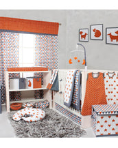 Fox Den Crib Set
