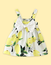 Lemon Lovedrop Dress