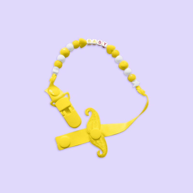 Oosta Mousta Passy Clip Yellow