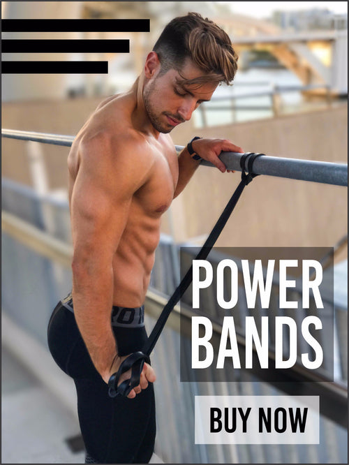 Ryan Greasley Power Bands