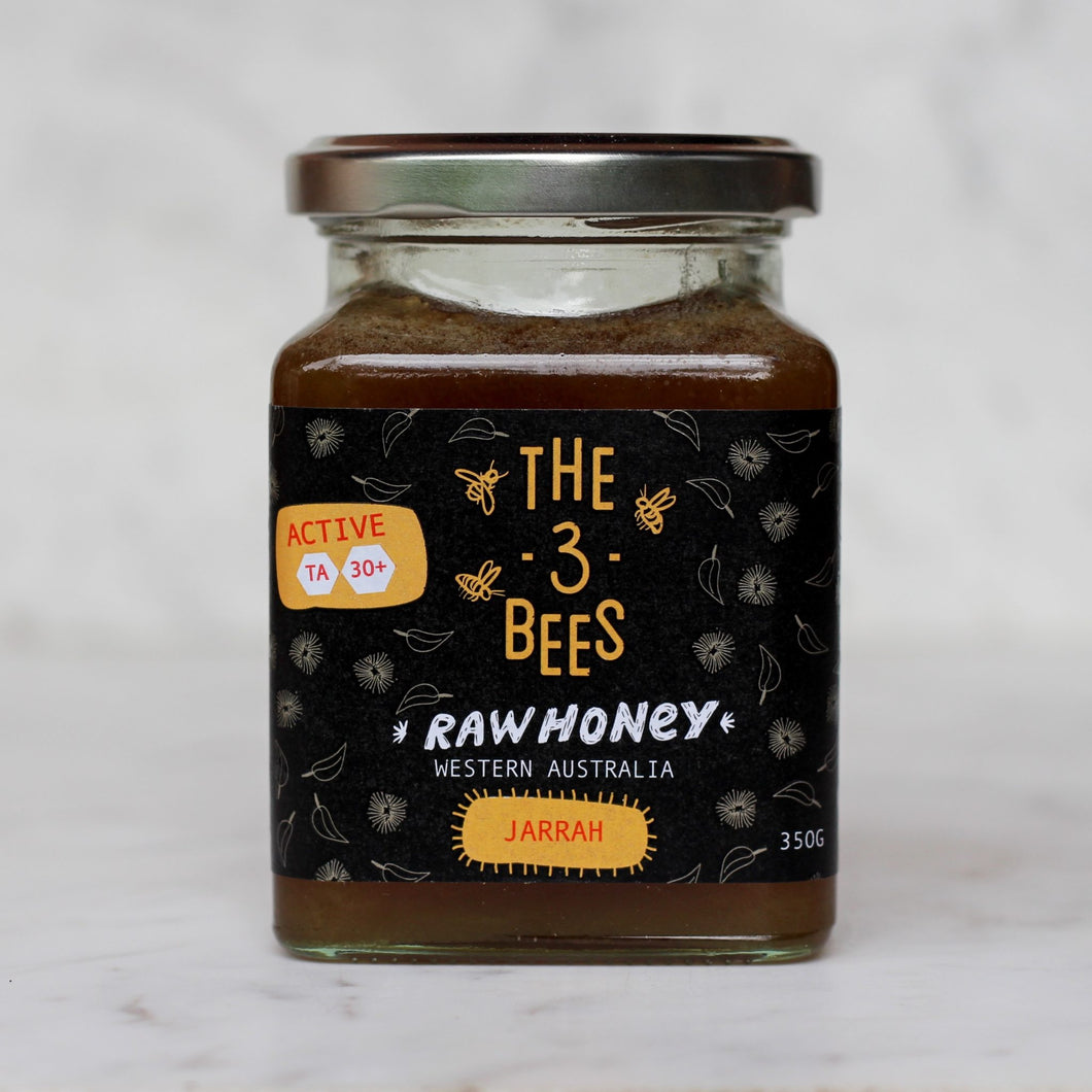 Jarrah 40+ – Special Honey (equivalant to over 1500+ MGO)