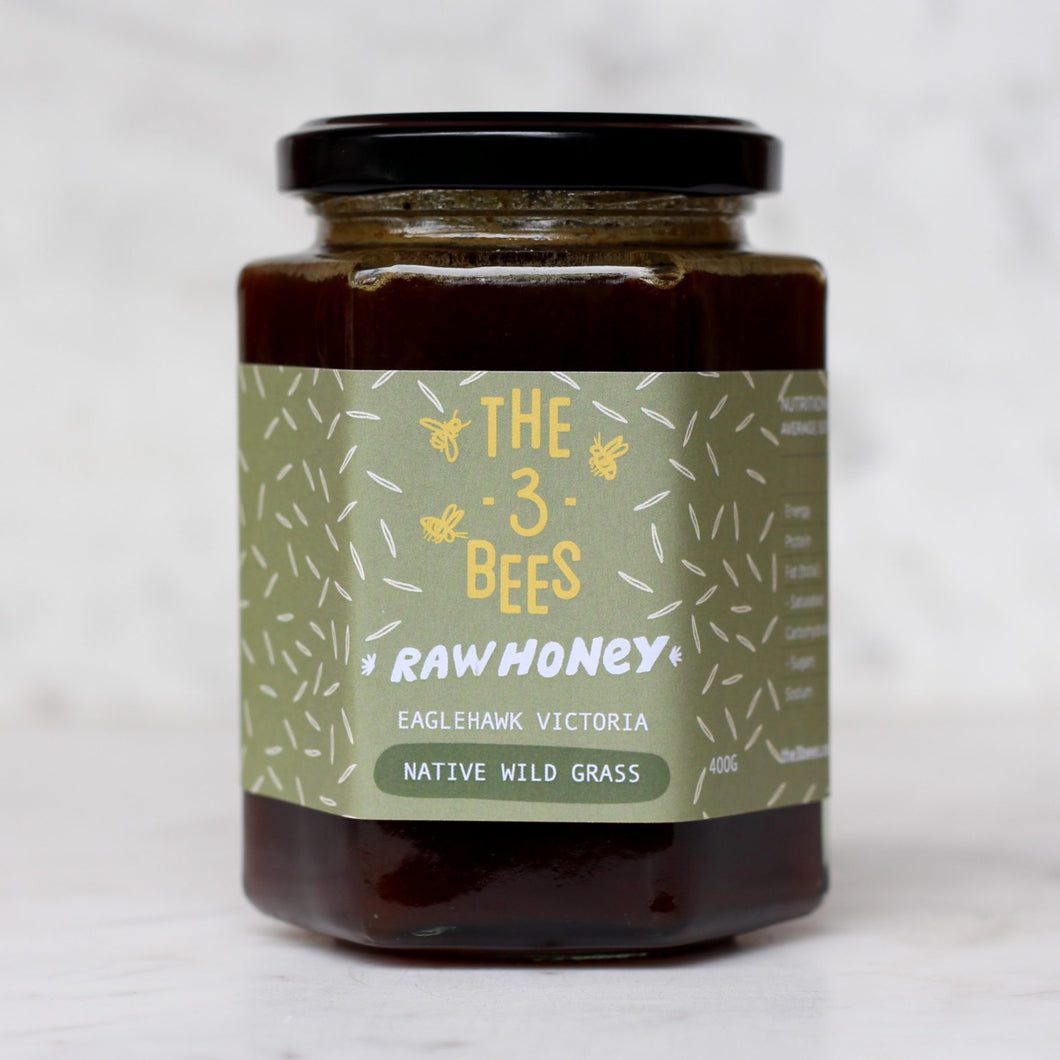 Wild Grass Black Honey