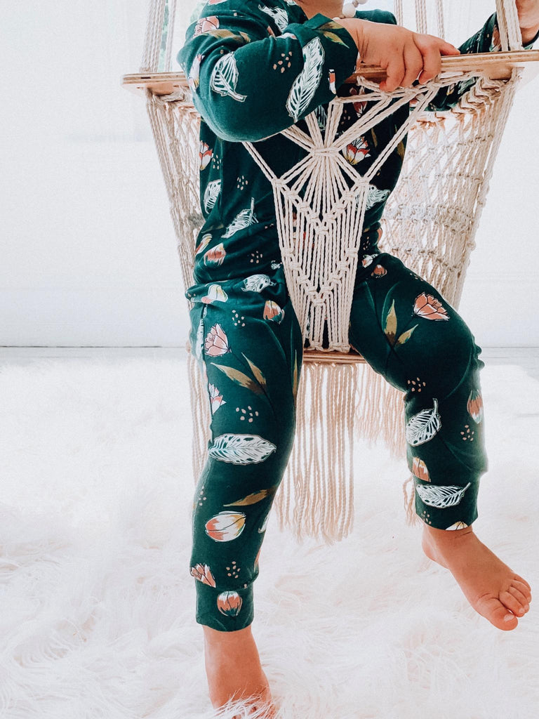 Green Gables Loungewear Set