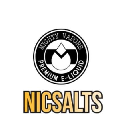 MIGHTY VAPORS NIC SALTS