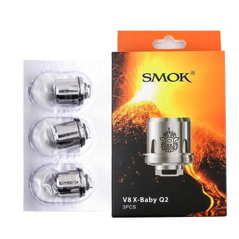 SMOK - X-Baby Coils (3-Pack)