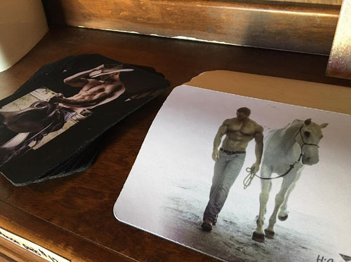HiCaliber Hottie Mousepads