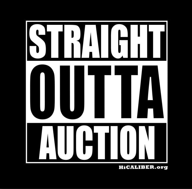 Straight Outta Auction!