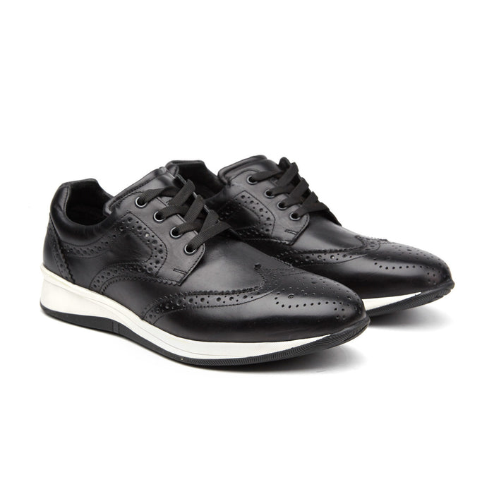 E-1504 | Modern Dress Shoe | Black