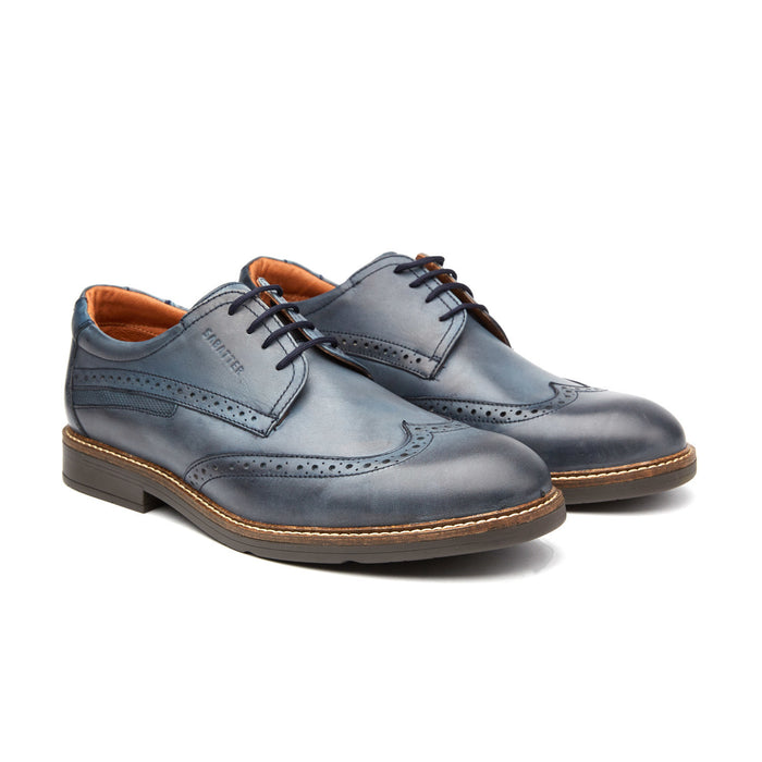 WINGTIP BROGUE | BLUE