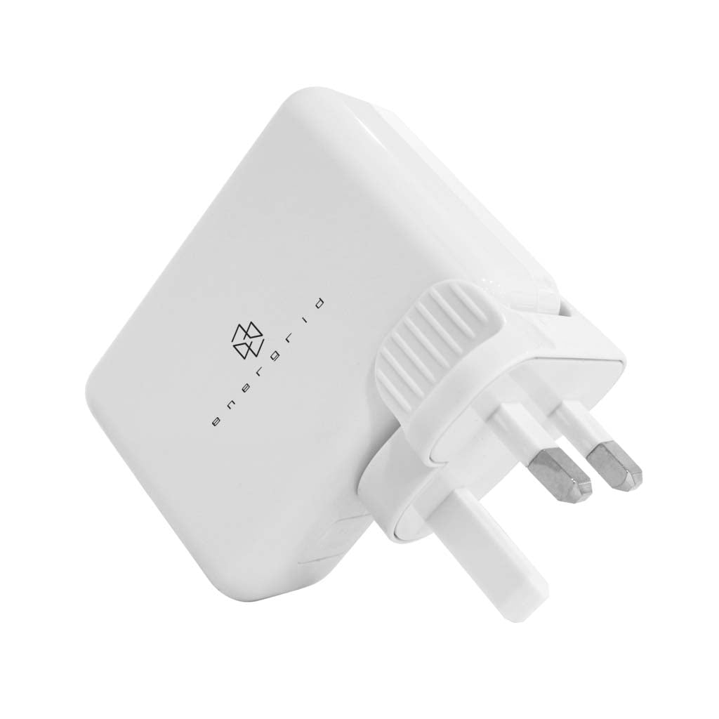 Energrid VC161X Universal Travel USB Charger