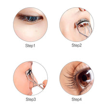 Eyelashes Curler Tweezer Curling Eye Lashes Clip Cosmetic Beauty Makeup Tool