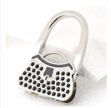 Rhinestone Decoration Lock For Handbag, Purse, Wallet