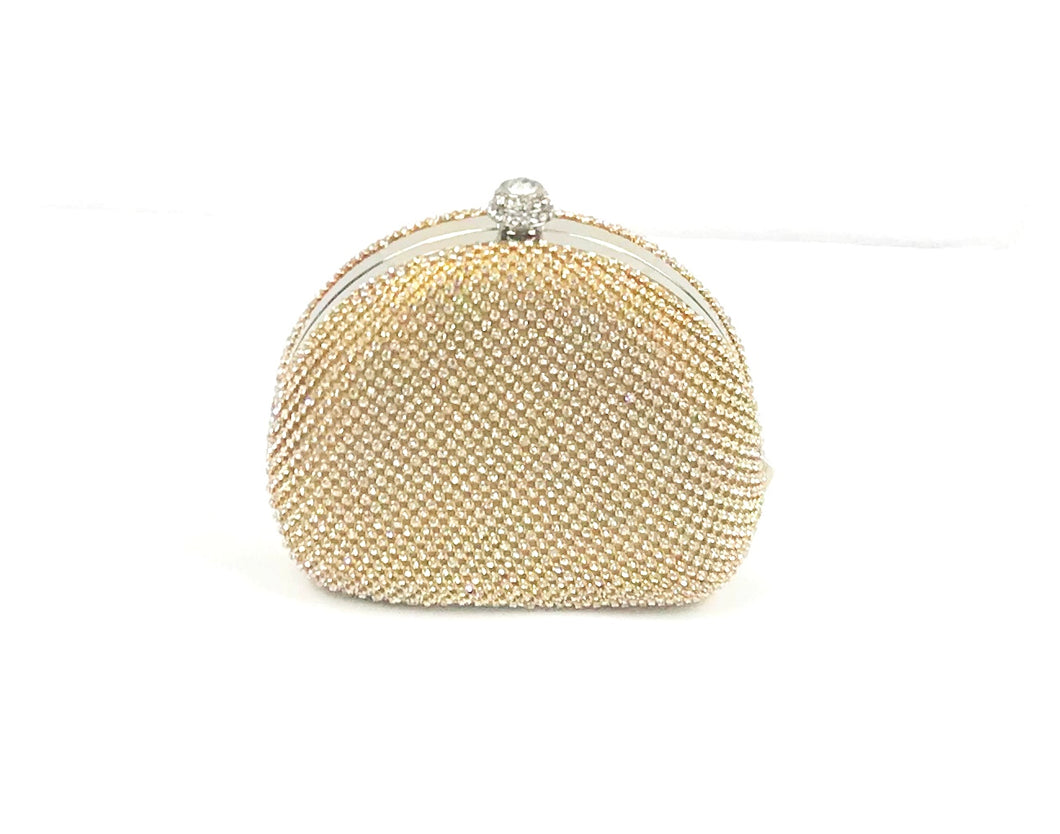 Gold Studded purse