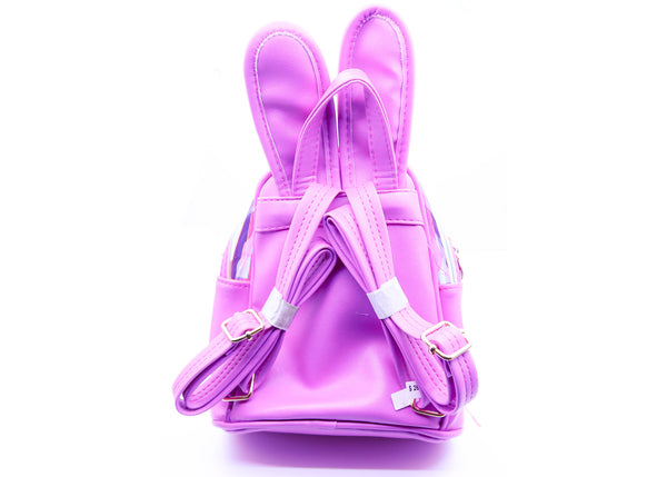 Purple Rabbit Mini Backpack