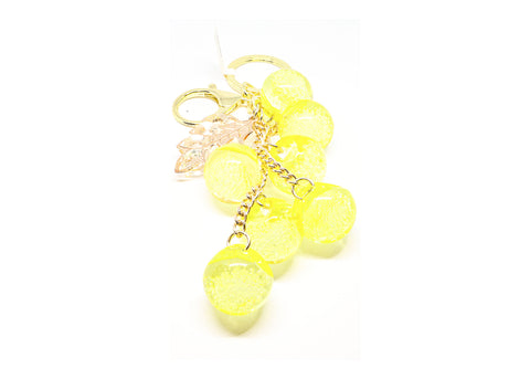 Yellow Key Chain