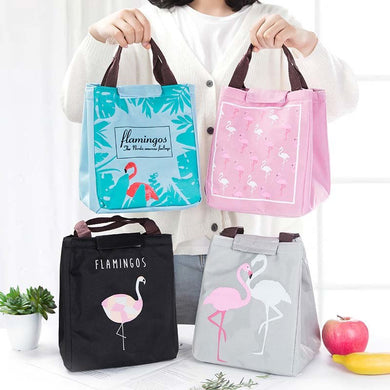 Waterproof Oxford Insulation Bag Baby Diaper Milk Bottles Food Supplement Tote Bag Cooler Insulated Food Container Bags