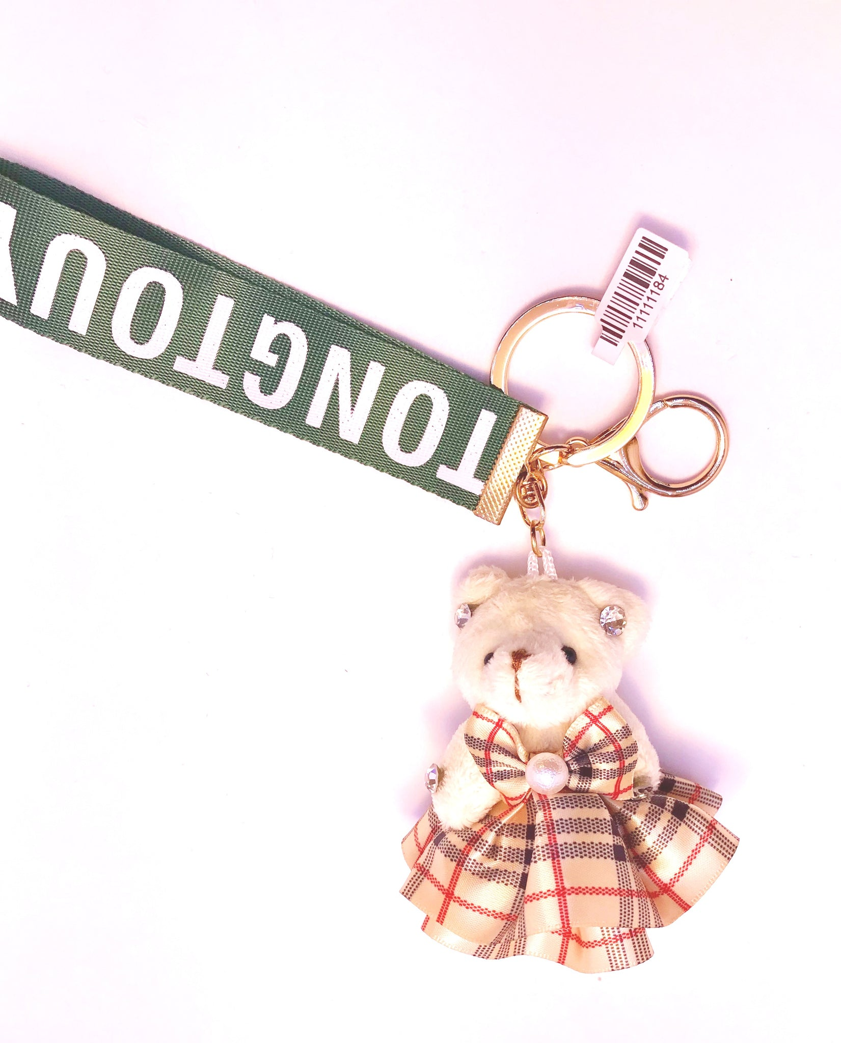 Small Bear Key chain