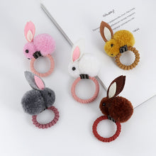 Cute Animal Hair Rubber Band