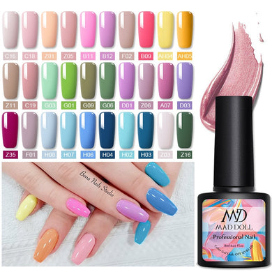 Spring Colors Nail UV Gel