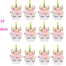 Unicorn Birthday Party Disposable Decors