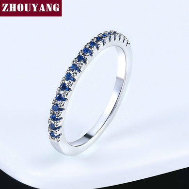 Classical White-Gold Wedding Ring For Women and Men