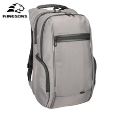 "Kingsons 15""17""  Laptop Anti-theft Backpack"