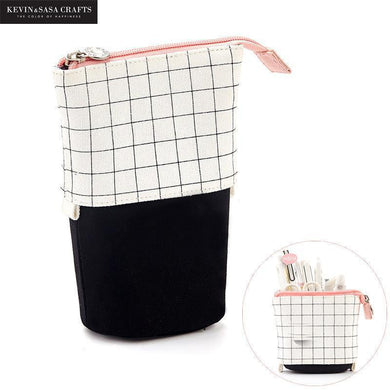 Flexible Makeup and Pencells Bag