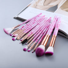 5Pcs Makeup Brushes Set Cosmetic Powder Eye Shadow Foundation Brush Blending Beauty Make Up