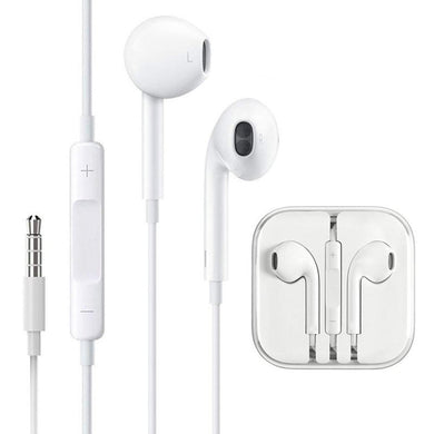 EarPods with 3.5 mm Headphone Plug Designed by Apple  Deeper, richer bass tones  Greater protection from sweat and water  Control music and video playback  Answer and end calls