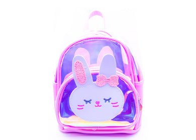 Pink Hello Katy Mini Backpack
