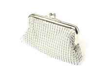 Silver Pearl Fashion Coin Bag