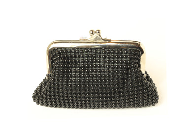 Black Pearl Fashion Coin Bag