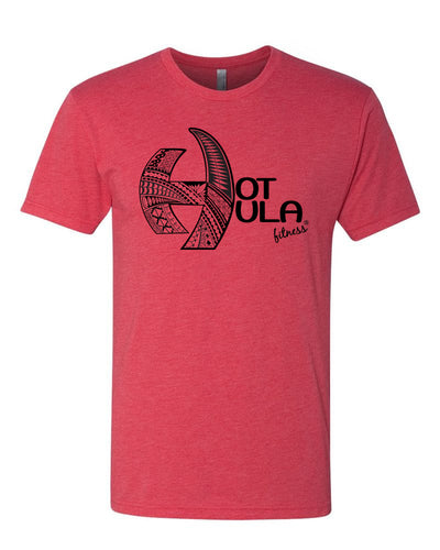 HOT HULA fitness® Logo SoCal Seminar T-Shirt
