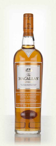 The Macallan 1824 Series Amber Scotch Whisky