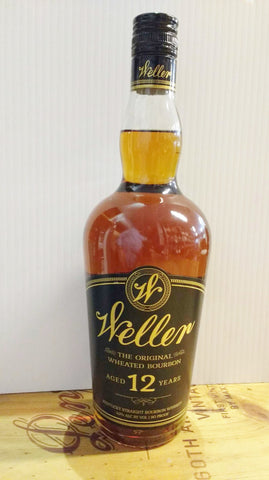 W.L. Weller 12 year old Wheated Bourbon