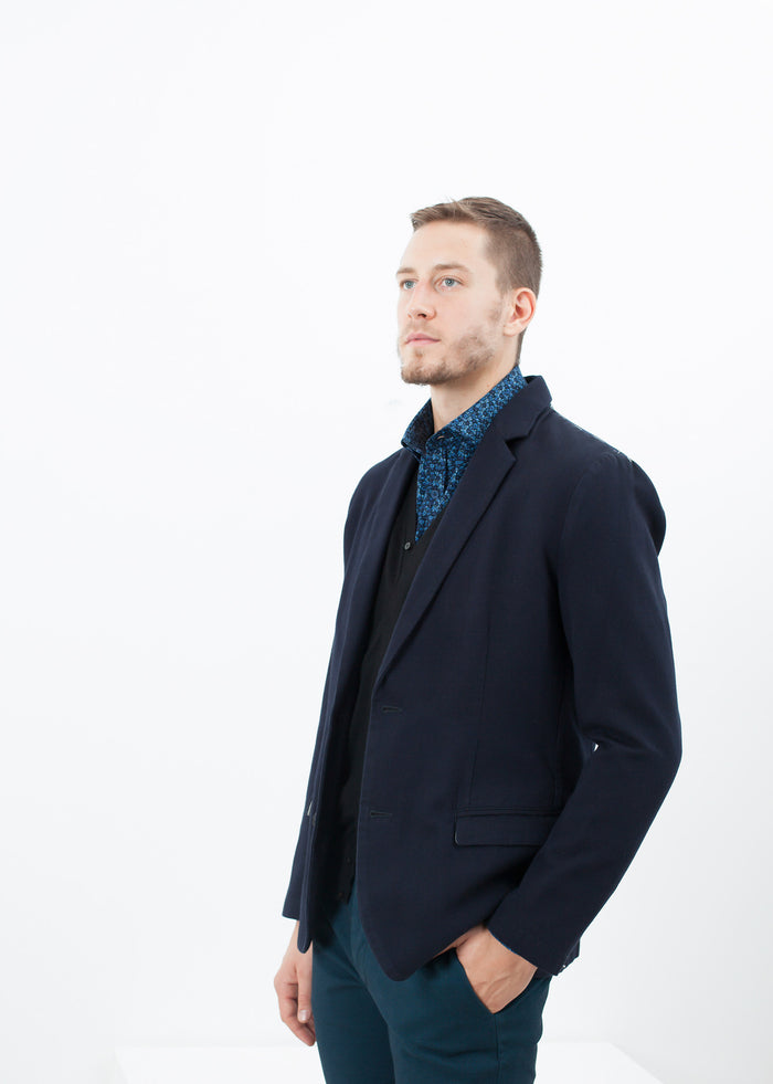 Sport Jacket in Blue