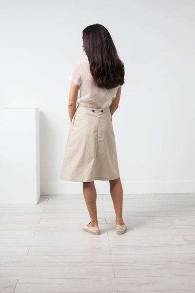 Aura Library Skirt