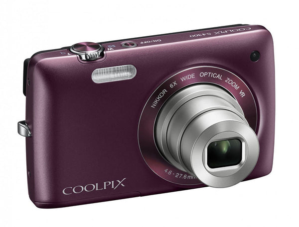 Cybershot 20 MP Point & Shoot Digital Camera