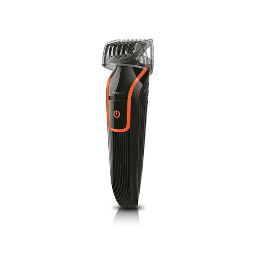 QG3347 Men Multi Purpose Grooming Set (Black & Orange)