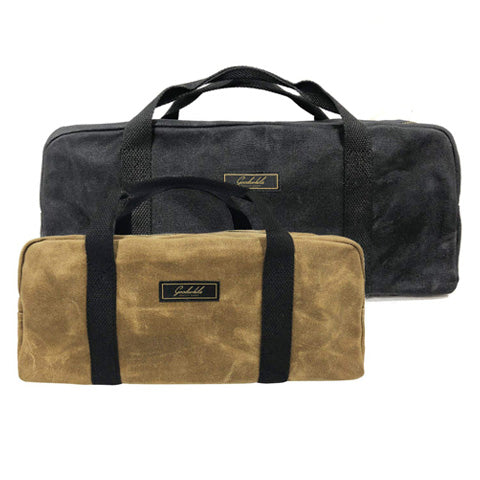 Waxed Canvas Utility Bag 2-Pack