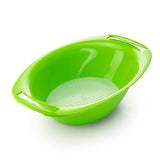 Oval Slicing Bowl with Collection Tray for Borner V5 PowerLine Slicer and Graters and V6 ExclusiveLine