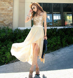 Homecoming Dress New Fashion Thin Tulle Women Evening Party Dress