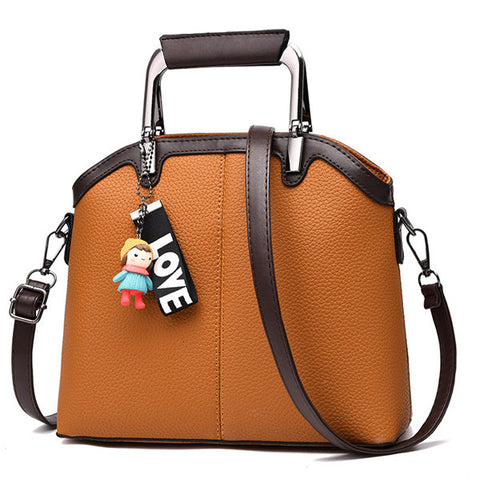 Women Stylish Patchwork Handbag Shoulder Bags Crossbody Bag