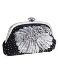 Beading Glitter Evening Clutch Bag