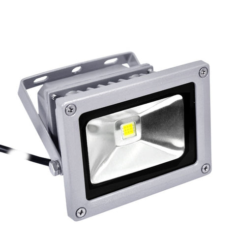 10W 85-265V Cool White High Power LED Flood Wash Light Flood Light Outdoor