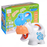 Animal Deisgn Music Toys Flashlight
