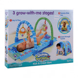 Activity Gym And Ball Pit Kick&Crawl Gym