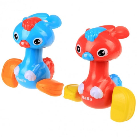 Baby Animal Shape Educational Pressure Swing Development Toy