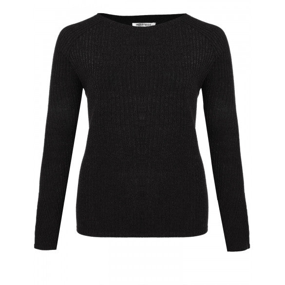 Casual Long Sleeve O Neck Solid Slim Pullover Sweaters