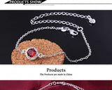 A038-AFree Shipping New Design Large Stock Delicate Handmade Cheap Silver Plated Anklet Bulk Sale